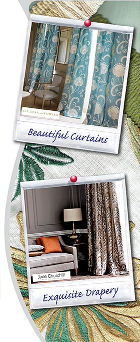 design interiors - curtains