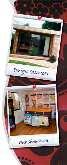 design interiors - curtains, blinds, soft furnishings, interior design and full project management